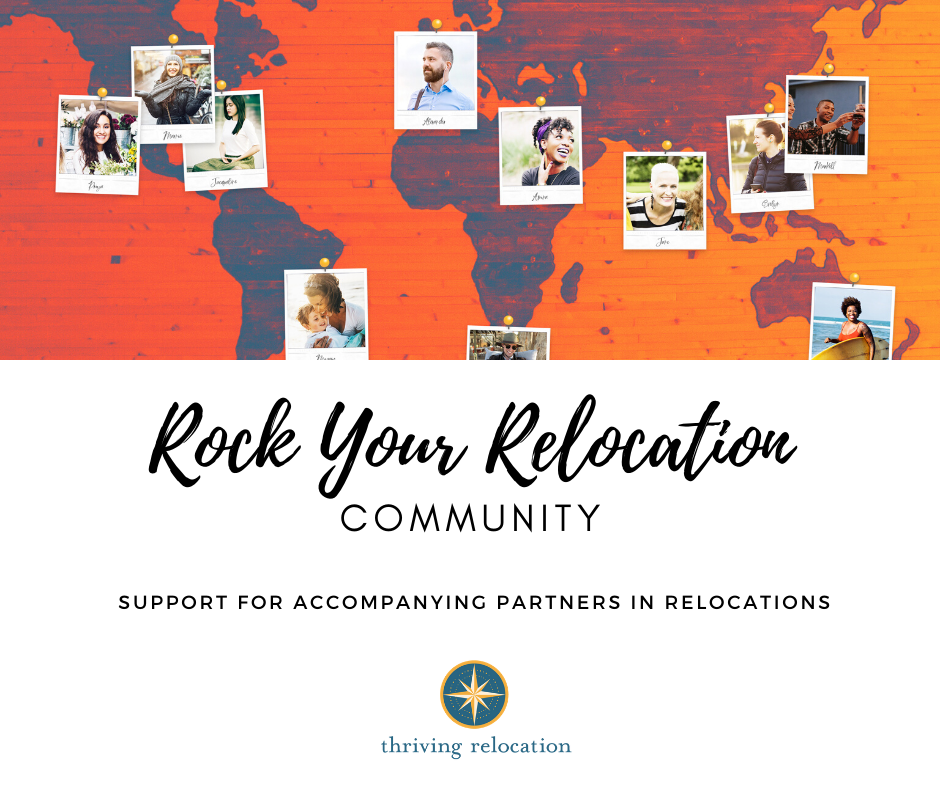 FB Community for Relocating Partners